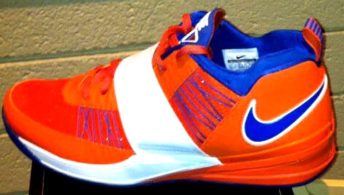 Nike Zoom Revis Knicks Brilliant Orange
