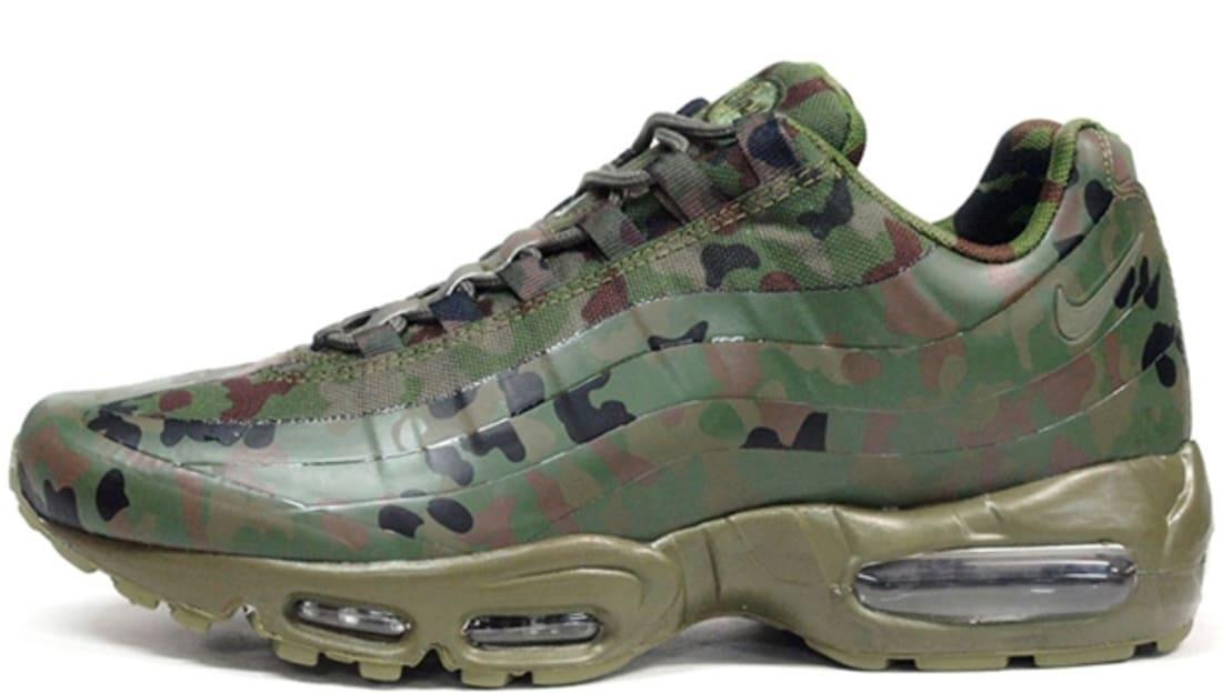 Nike Air Max '95 SP Pale Olive/Military Brown