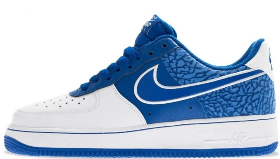 official photos 63d5d d638e Nike Air Force 1 Low Hyper Blue Hyper Blue-White
