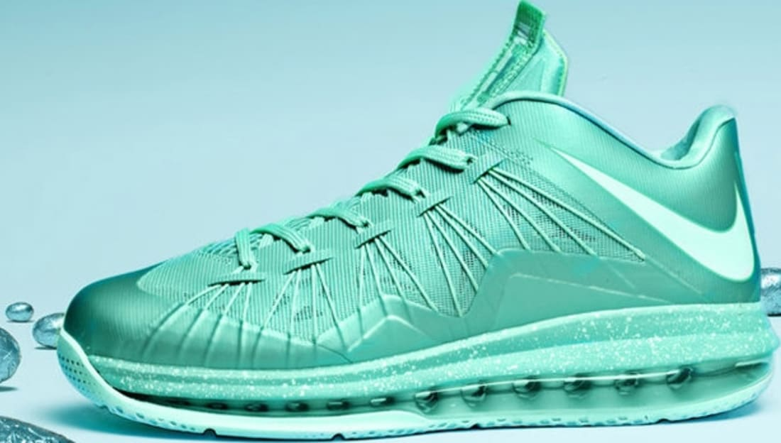 sports shoes 40020 6bee6 Nike LeBron X Low Easter