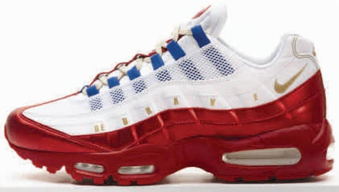 wholesale dealer 635d7 7c870 ... coupon for daniels nike air max 95 db doernbecher e2329 0adcd