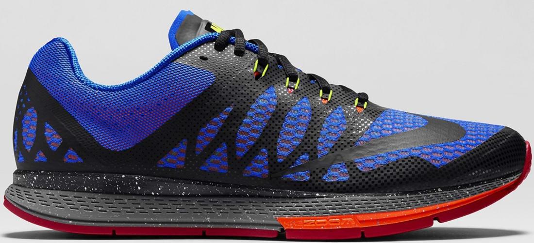 Nike Air Zoom Elite 7 Black/Hyper Cobalt-University Red-Black