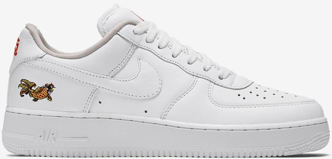 Nike Air Force 1 Low Retro QS Summit White/Summit White