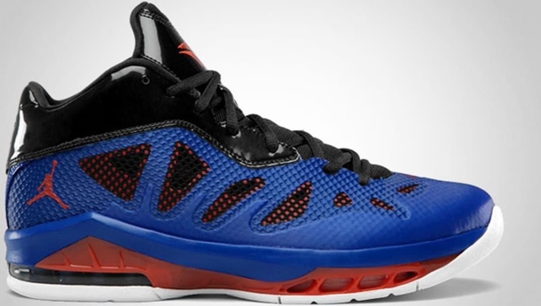 Jordan Melo M8 Advance Game Royal/Team Orange-Black