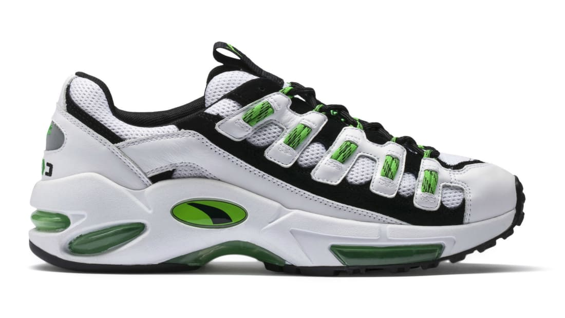 Puma Cell Endura White/Green/Black