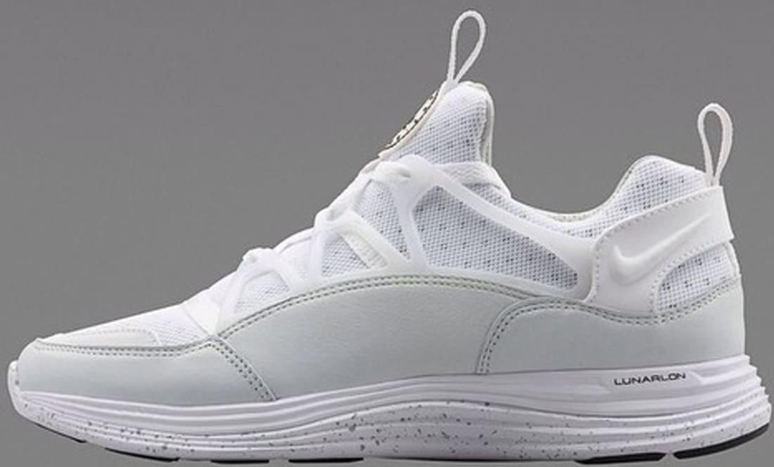 Nike Lunar Huarache Light SP TZ White/White-Back