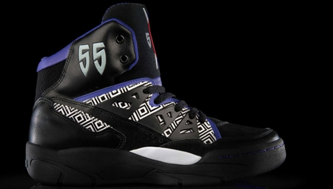 adidas Mutombo Black/Blazing Purple-Running White
