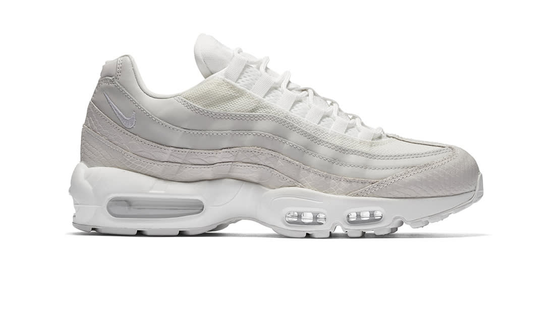 Nike Sportswear Shoes Air Max 95 Summit WhiteReflective