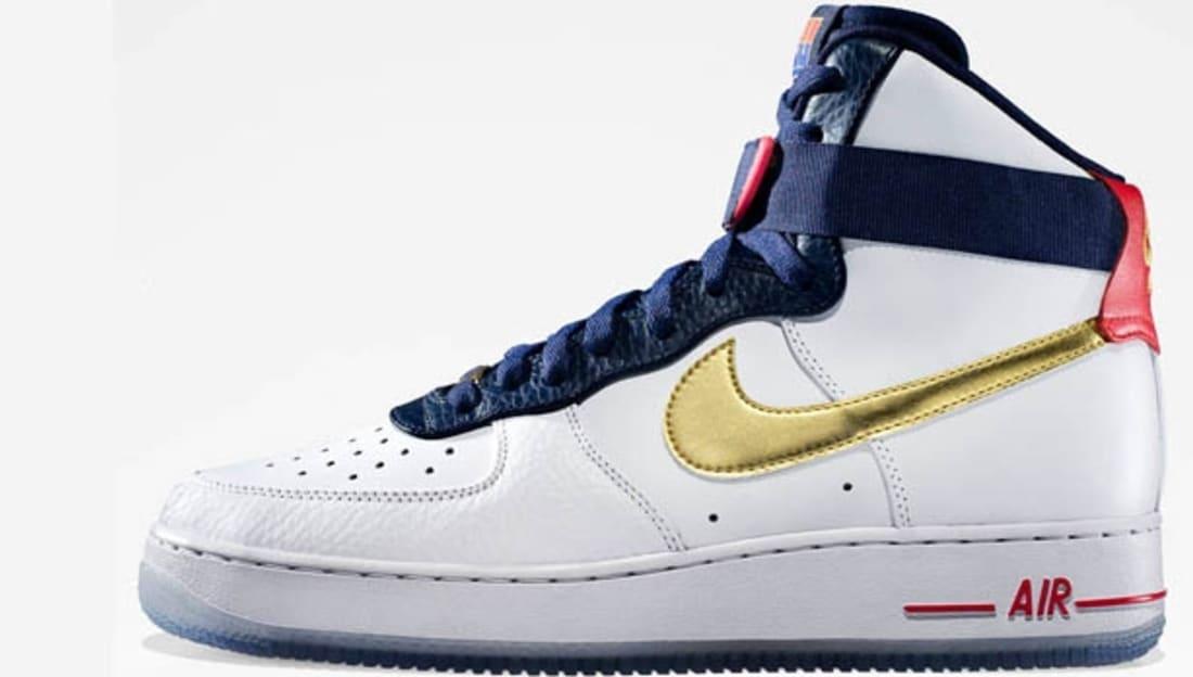 Nike Air Force 1 High Premium LeBron | Sole Collector