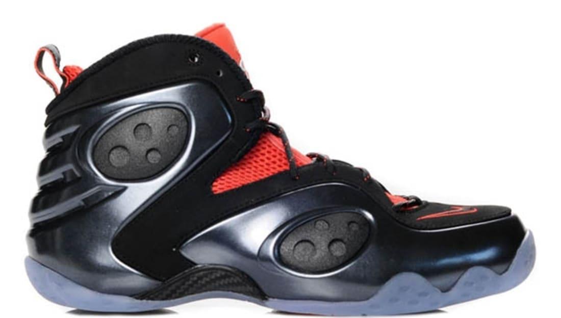 Nike Zoom Rookie Black/Max Orange