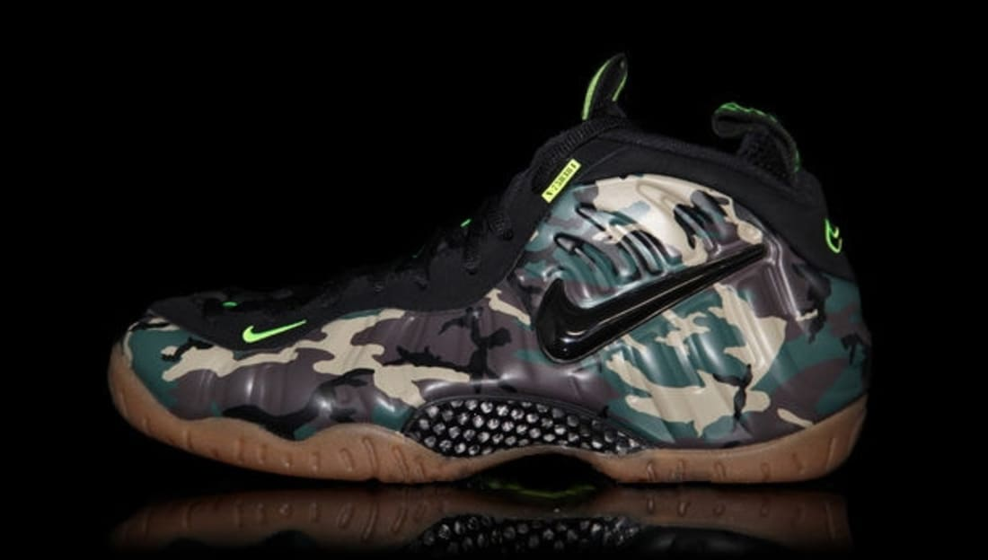 24d6643d3f921 Nike · Nike Basketball · Nike Air Foamposite Pro