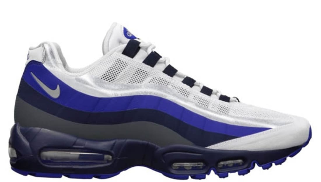 Nike Air Max '95 No-Sew NFL Dallas Cowboys