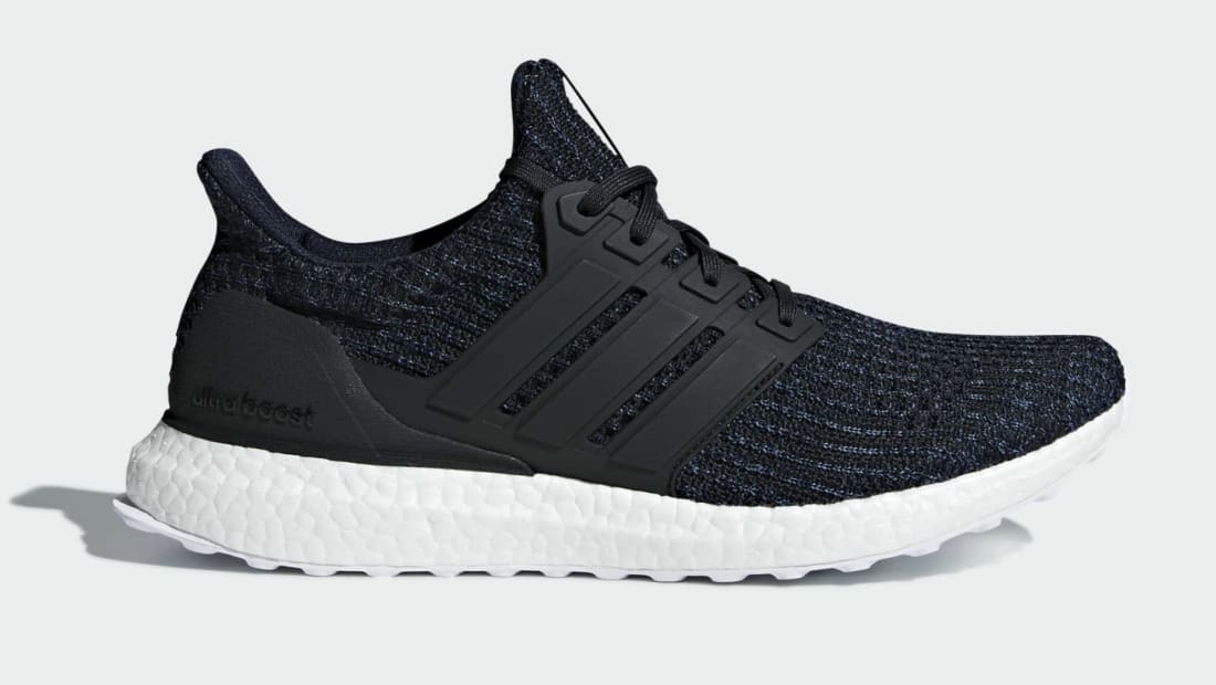 adidas Ultra Boost 4.0 Parley Carbon Blue Spirit BC0248