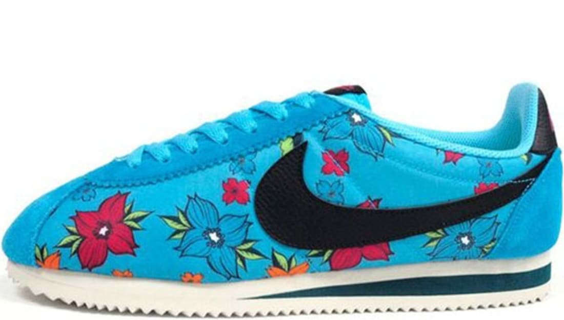 cheaper 4b6ec 8ed32 Nike Classic Cortez Nylon QS Gamma Blue Black-Neo Turq-Pink Force