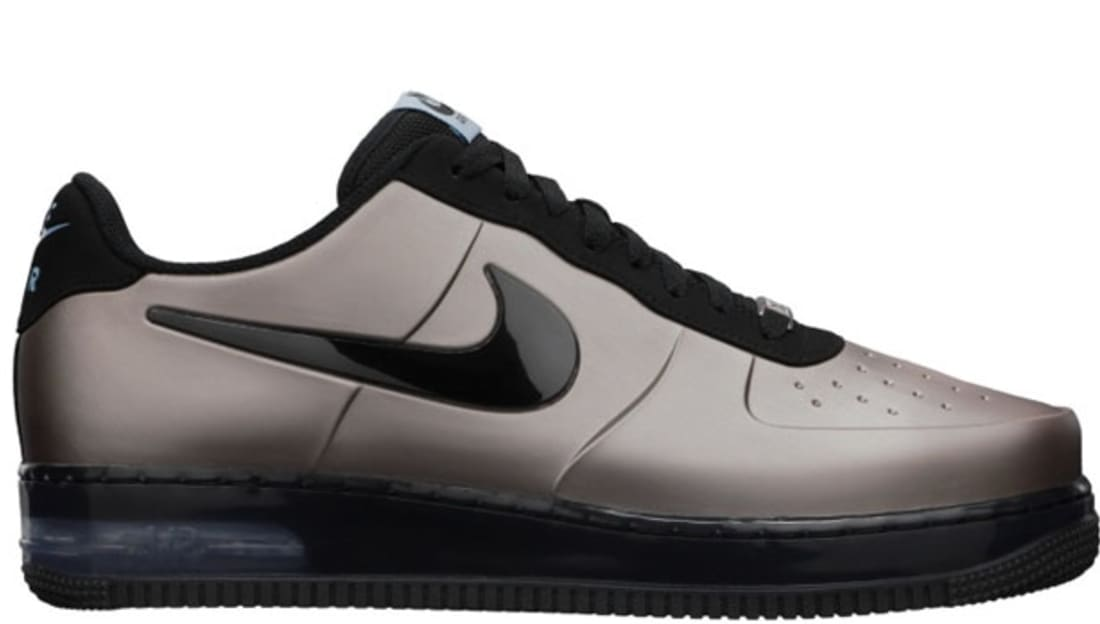 Nike Air Force 1 Foamposite Pro Low QS Flat PewterBlack