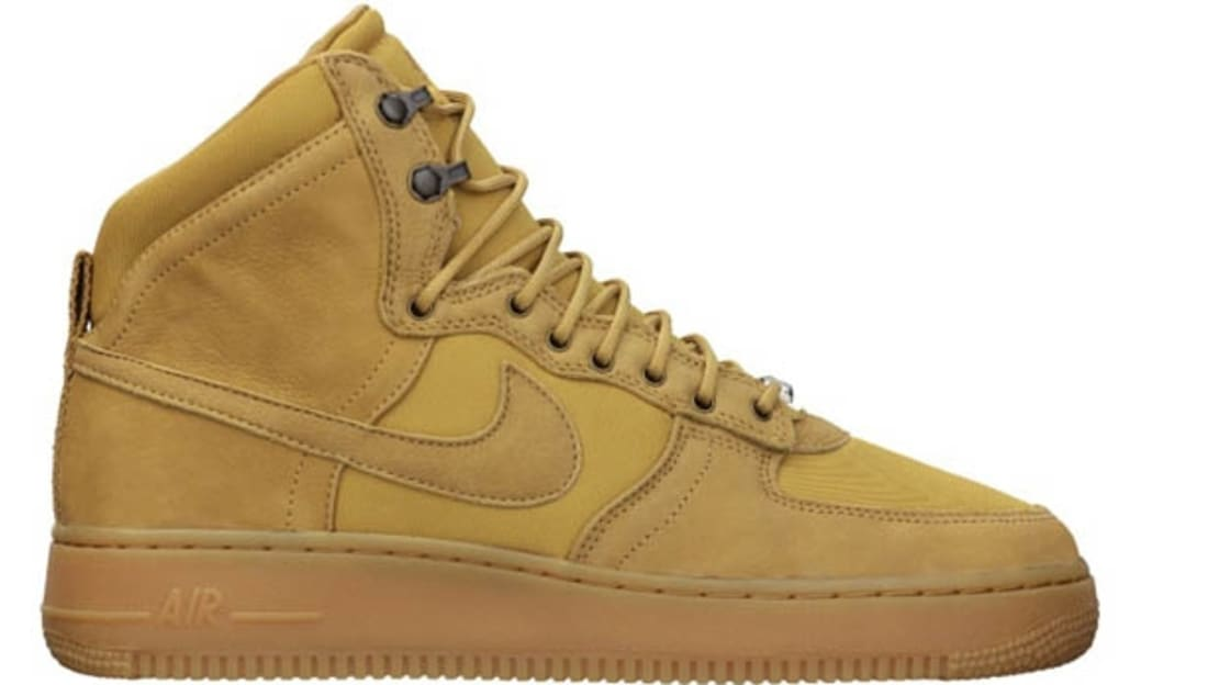 Nike Air Force 1 High Deconstruct Golden Harvest/Golden Harvest