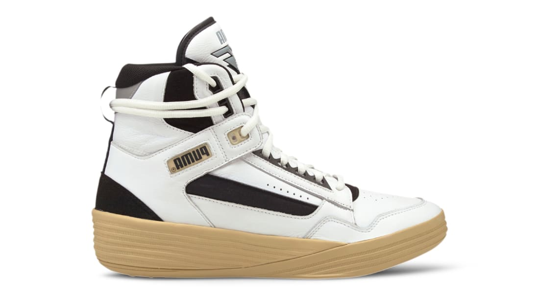 Puma Clyde All-Pro Kuzma Mid Puma White