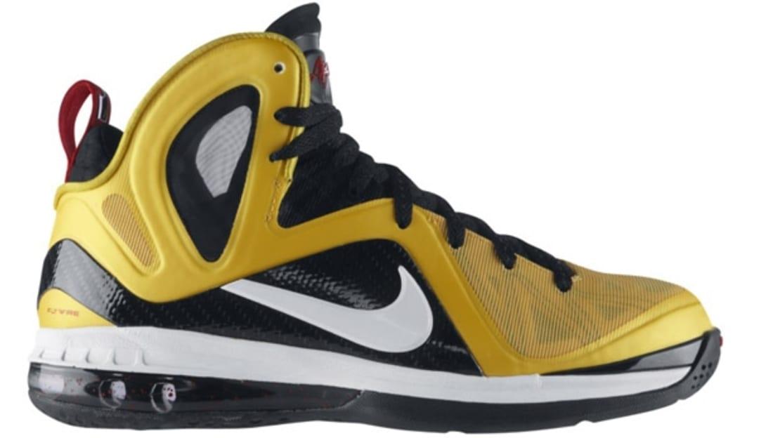 Nike LeBron 9 PS Elite Taxi  fa167144f6af