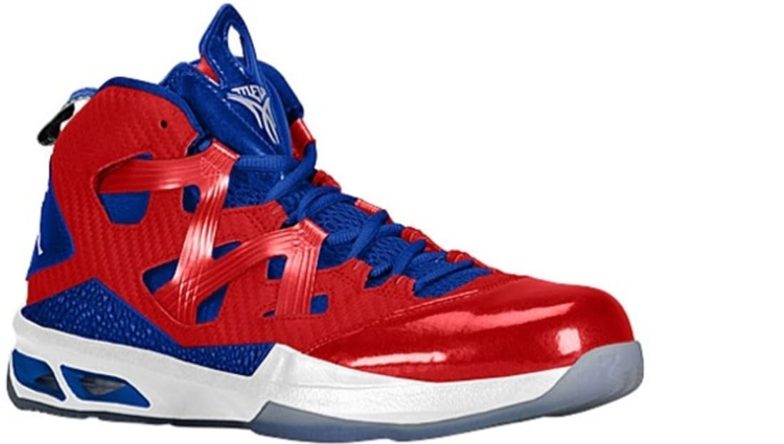 huge selection of d4ec3 5f0d8 Jordan Melo M9 University Red White-Game Royal