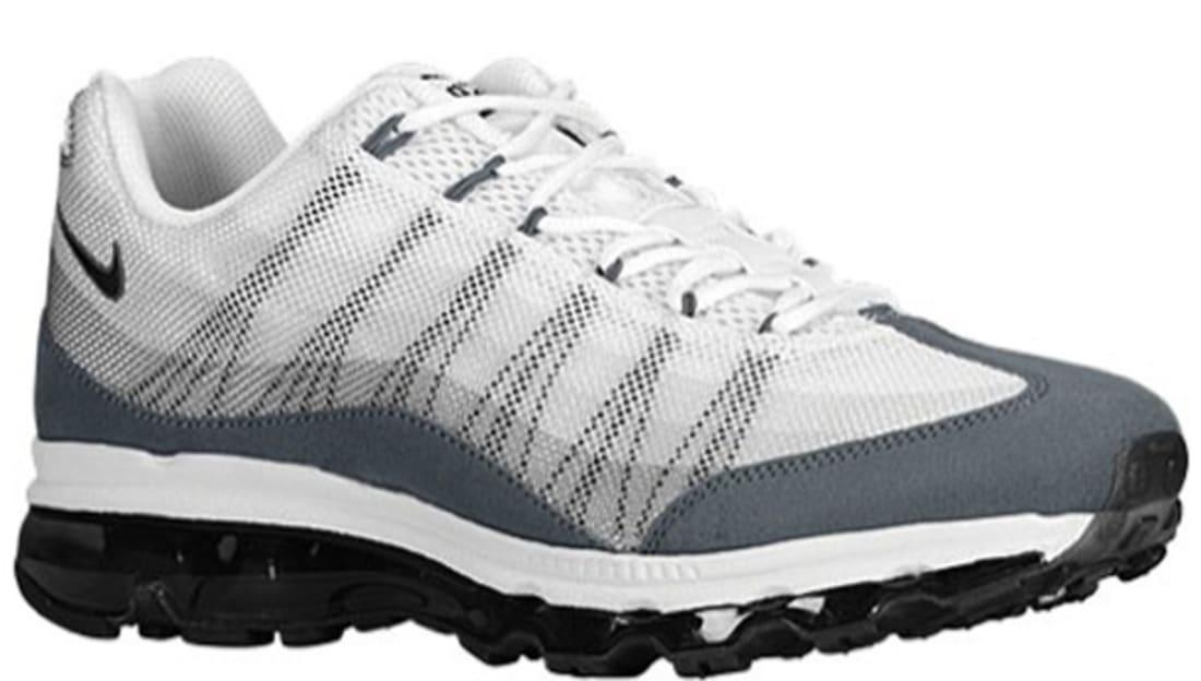 size 40 f689b 5eab3 Nike Air Max  95 Dynamic Flywire White Black-Dark Grey-Cool Grey