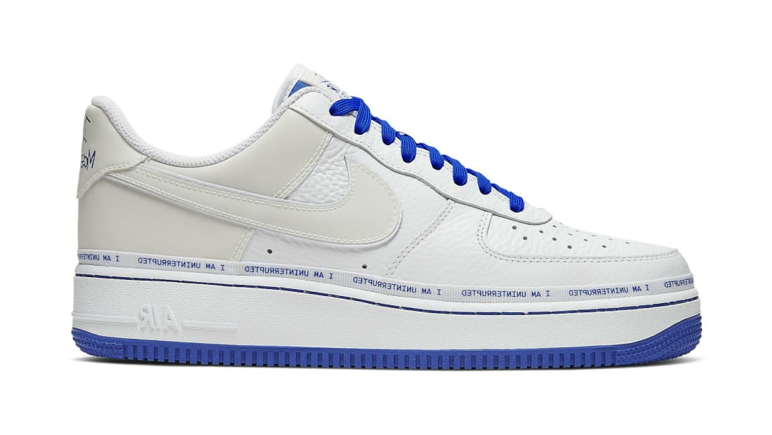 Uninterrupted x Nike Air Force 1 Low