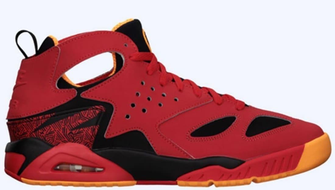 Nike Air Tech Challenge Huarache Light Crimson/Black-Atomic Mango