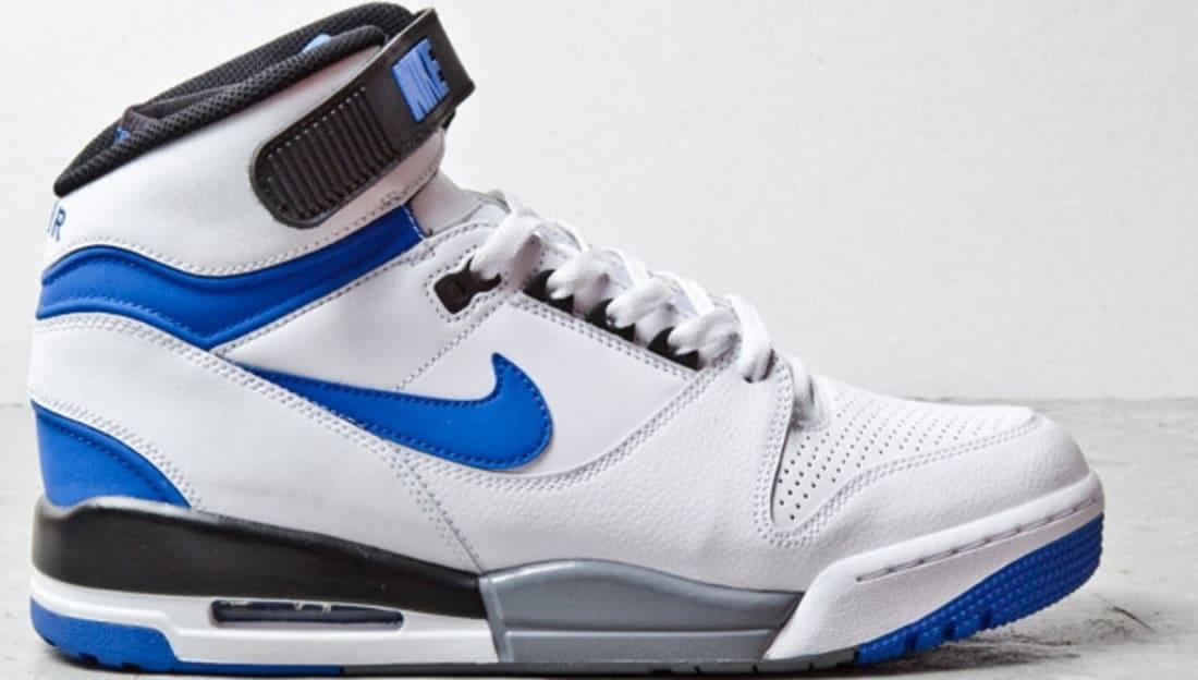 Nike Air Revolution White/Game Royal-Black-Cool Grey