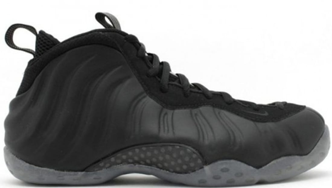 competitive price 796e2 8314a Nike Air Foamposite One Stealth Black Medium Grey