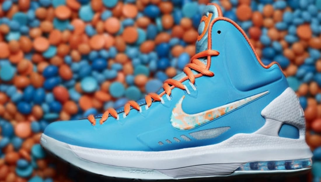 sale retailer 377a5 6907f Nike KD 5 Easter