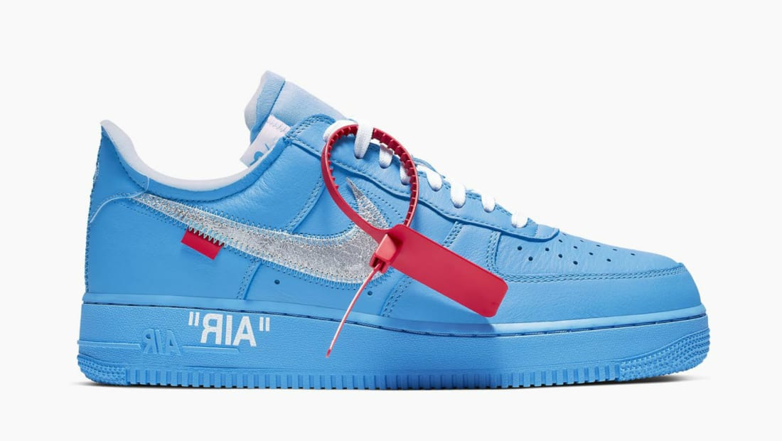 Off-White x Nike Air Force 1 Low '07 Virgil