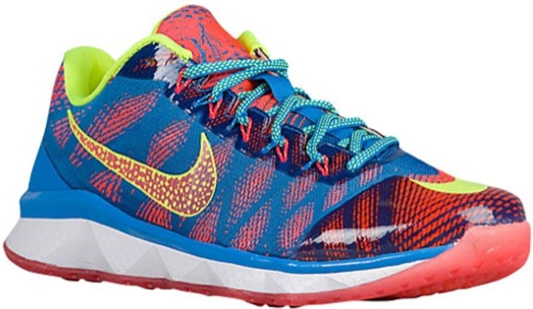 Nike Zoom CJ Trainer 3 Photo Blue/Bright Crimson-Volt