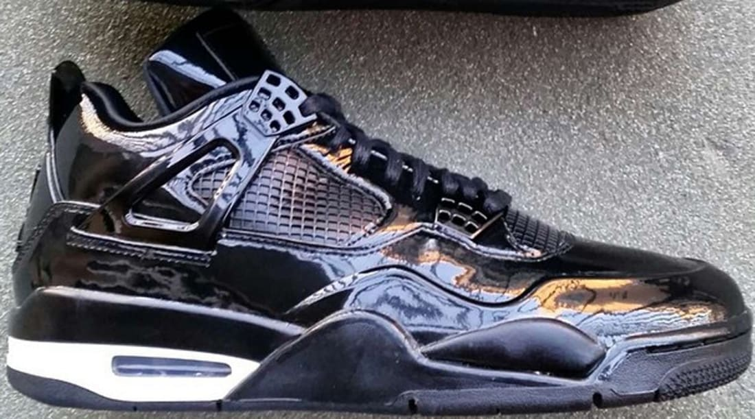 Air Jordan 11Lab4 Black/White
