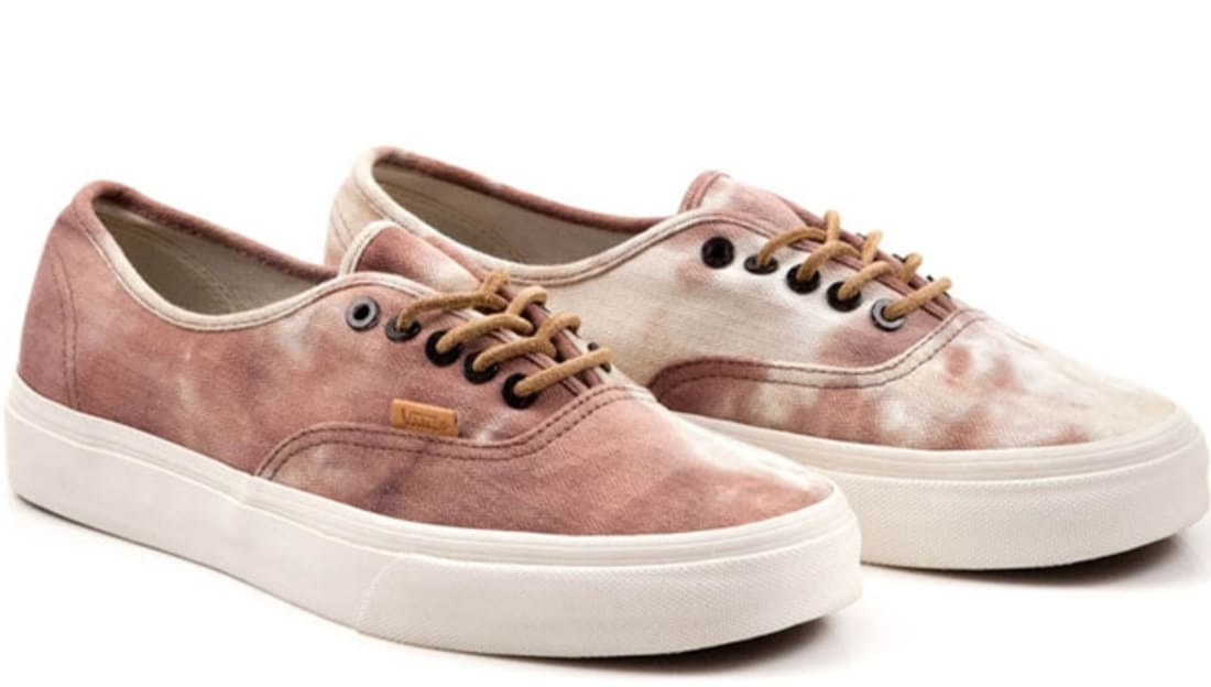 Vans HBT Authentic Desert/White