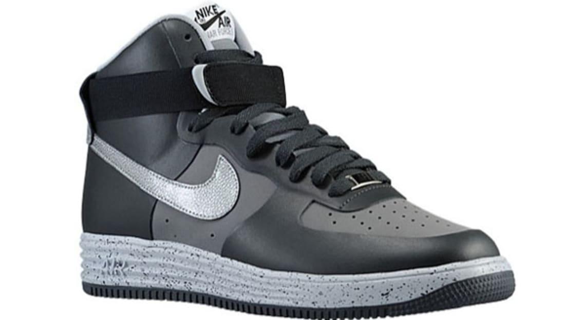 Nike Lunar Force 1 NS Hi Premium Anthracite/Anthracite
