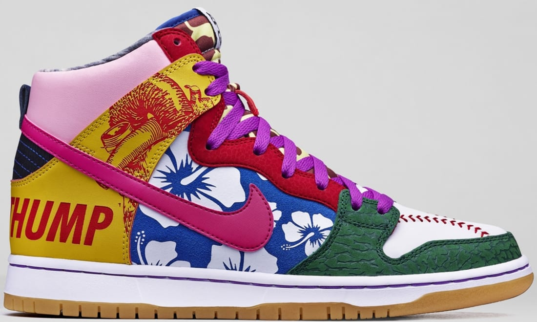Nike Dunk High Premium SB DB Multi-Color/Multi-Color