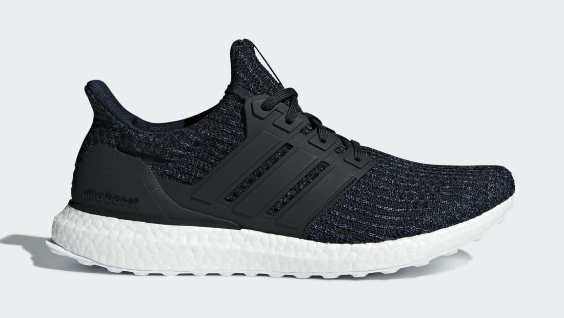 fcd18e2c9eee5 Adidas · adidas Boost · adidas Running · adidas Ultra Boost. Adidas Ultra  Boost x Parley Legend Ink-Carbon-Core Black