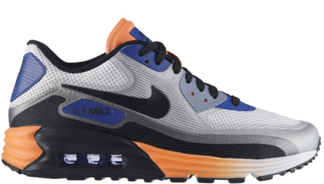 Nike Air Max Lunar90 C3.0 White/Dark Obsidian-Game Royal-Wolf Grey