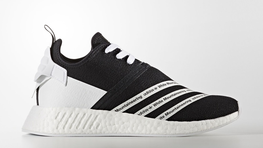 purchase cheap 1881f 2d91b White Mountaineering x adidas NMD R2