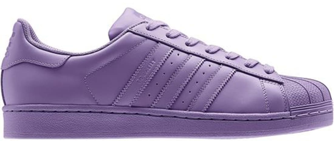 adidas Superstar Super Purple/Super Purple-Super Purple