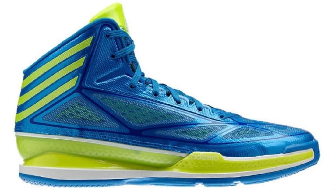 adidas adizero Crazylight 3 Pride Blue/Electricity-White