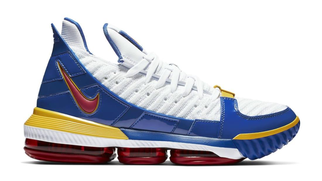 fa87e57d947 Nike LeBron 16 SB