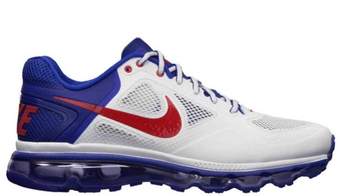 fuga de la prisión compañero General  Nike Air Max Trainer 1.3 Breathe NFL Buffalo Bills | Nike | Sole Collector