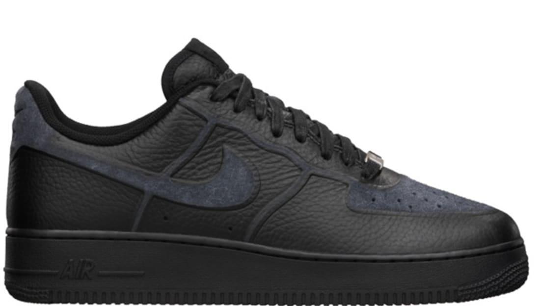 Nike Air Force 1 Low Premium Skive Tech VT Black/Black