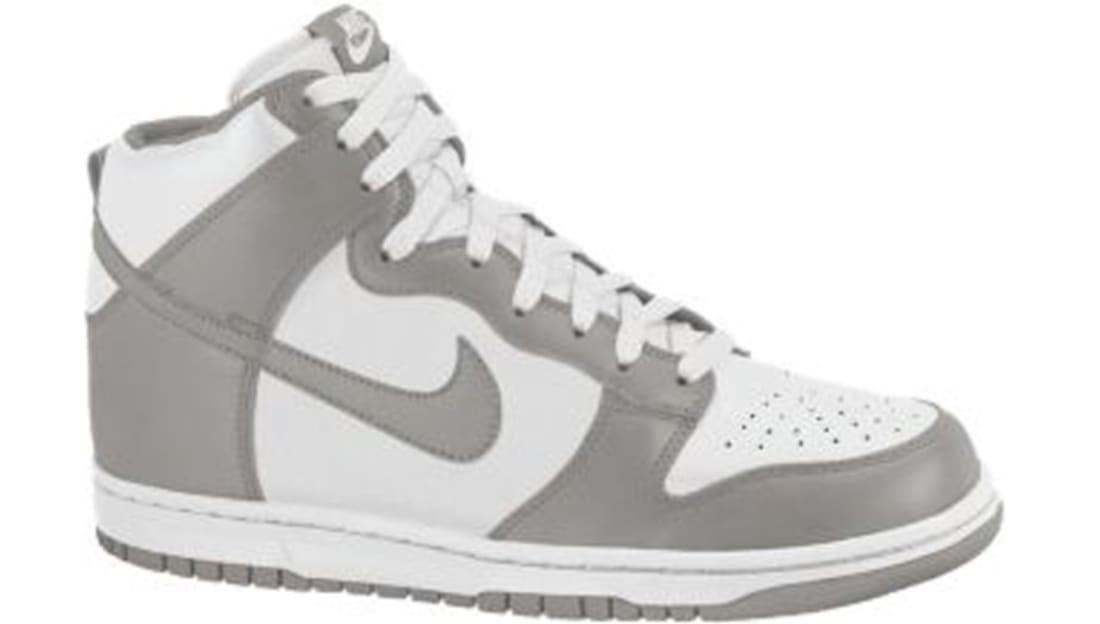 Nike Dunk High Sail/Medium Grey