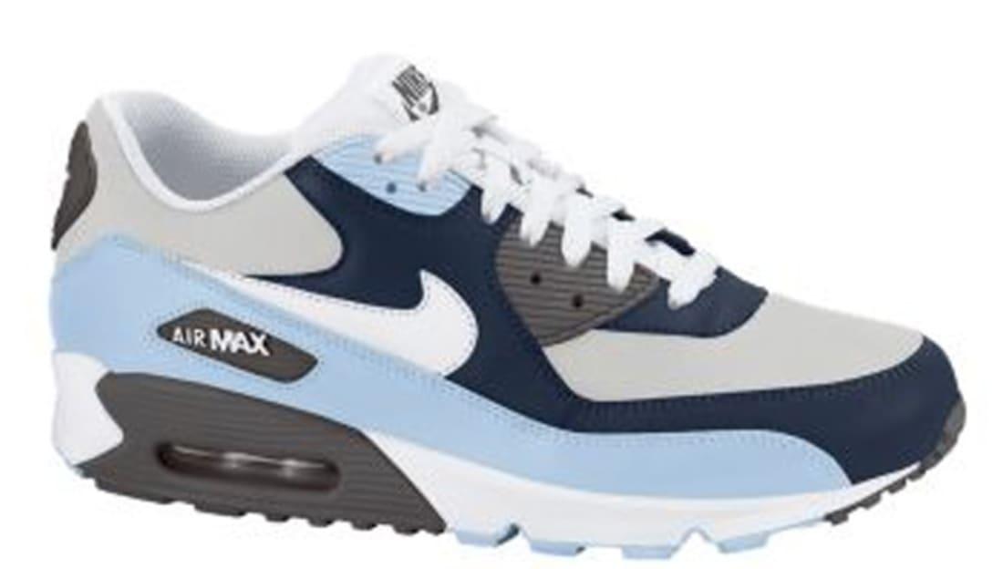Nike Air Max '90 Obsidian/Obsidian-Midnight Fog-White