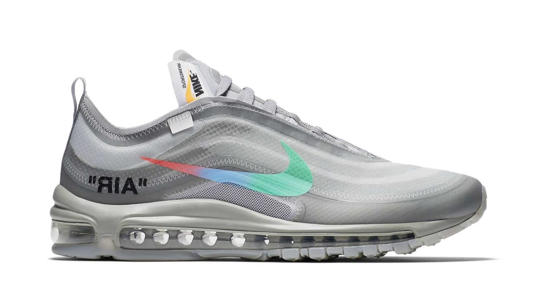 newest d37af acfb0 Off-White x Nike Air Max 97