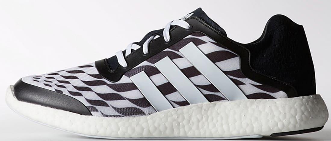 adidas Pure Boost Running White/Black
