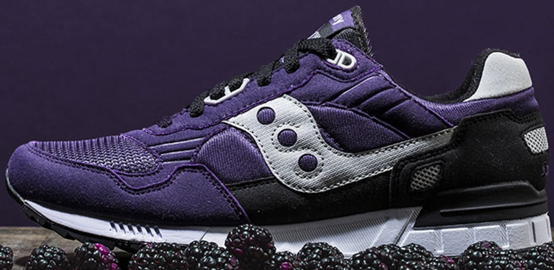 brand new a5eb8 d00ae Saucony Shadow 5000 Purple/Black | Saucony | Sole Collector
