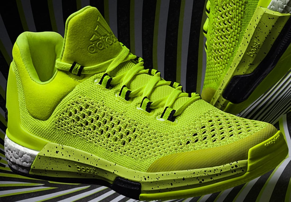 adidas crazylight boost 2015 yellow