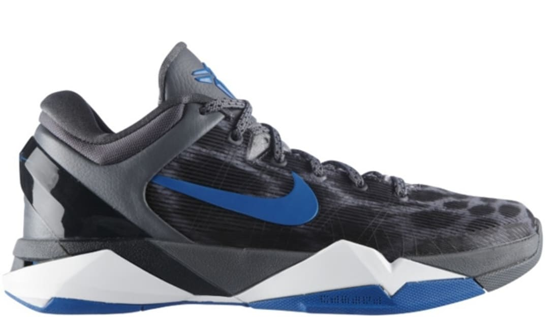 Nike Zoom Kobe 7 Cheetah Wolf Grey/Photo Blue